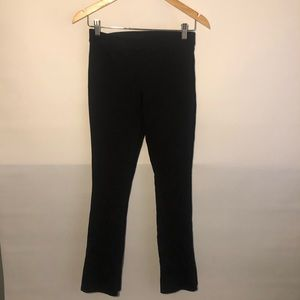 Max Studio Stretch Pants Career Pants Black XS